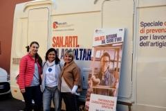 10 ottobre 2018 - Il Tour della Salute del Camper di San.Arti
