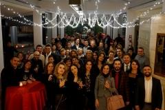 12 dicembre 2018, Cena di Natale