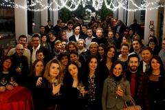 MG CON18001 CENA NATALE 2018-12-19 MOLINO ROSSO IMOLA  © mauro monti / Rizomedia