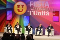13 settembre 2017, Amilcare Renzi invitato alla Festa dell'Unità nazionale