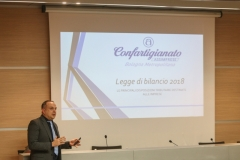 23 gennaio 2018 - gli esperti di Confartigianato spiegano la Legge di Bilancio 2018