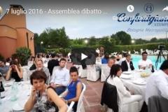 7 luglio 2016 - Serata dibattito al Golf club Le Fonti