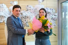 Tiziano Poggipollini e Melissa Helml