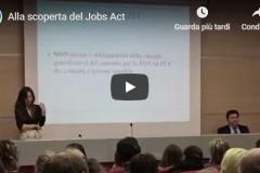 Alla scoperta del Jobs Act