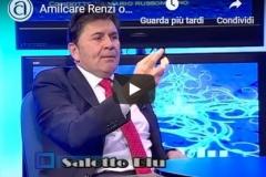 Amilcare Renzi ospite di Salotto Blu