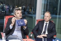 Damiano Zoffoli alla Casa delle Imprese