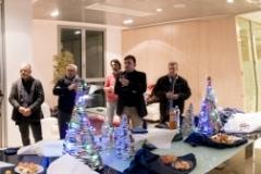 Il brindisi di Natale 2016 con il Consiglio