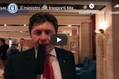 Il ministro dei trasporti Maurizio Lupi ospite di Confartigianato