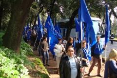 In 104 alla manifestazione nazionale a Roma