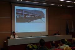 Le officine all'Autodromo Enzo e Dino Ferrari