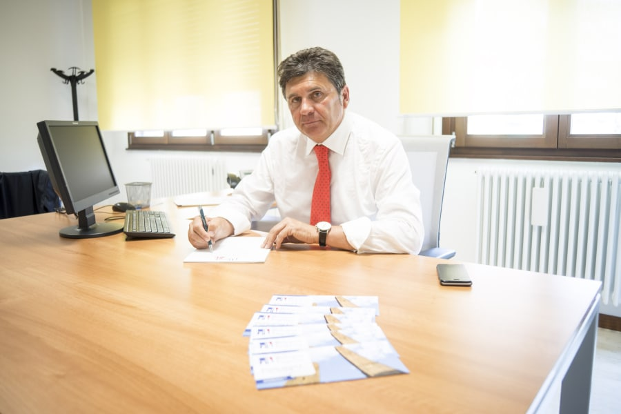 """Amilcare Renzi: """"Vaccinarsi è un gesto di responsabilità"""""""