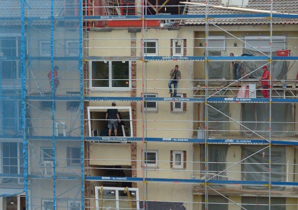 Inps conferma la riduzione contributiva dell'11,50% per le imprese edili