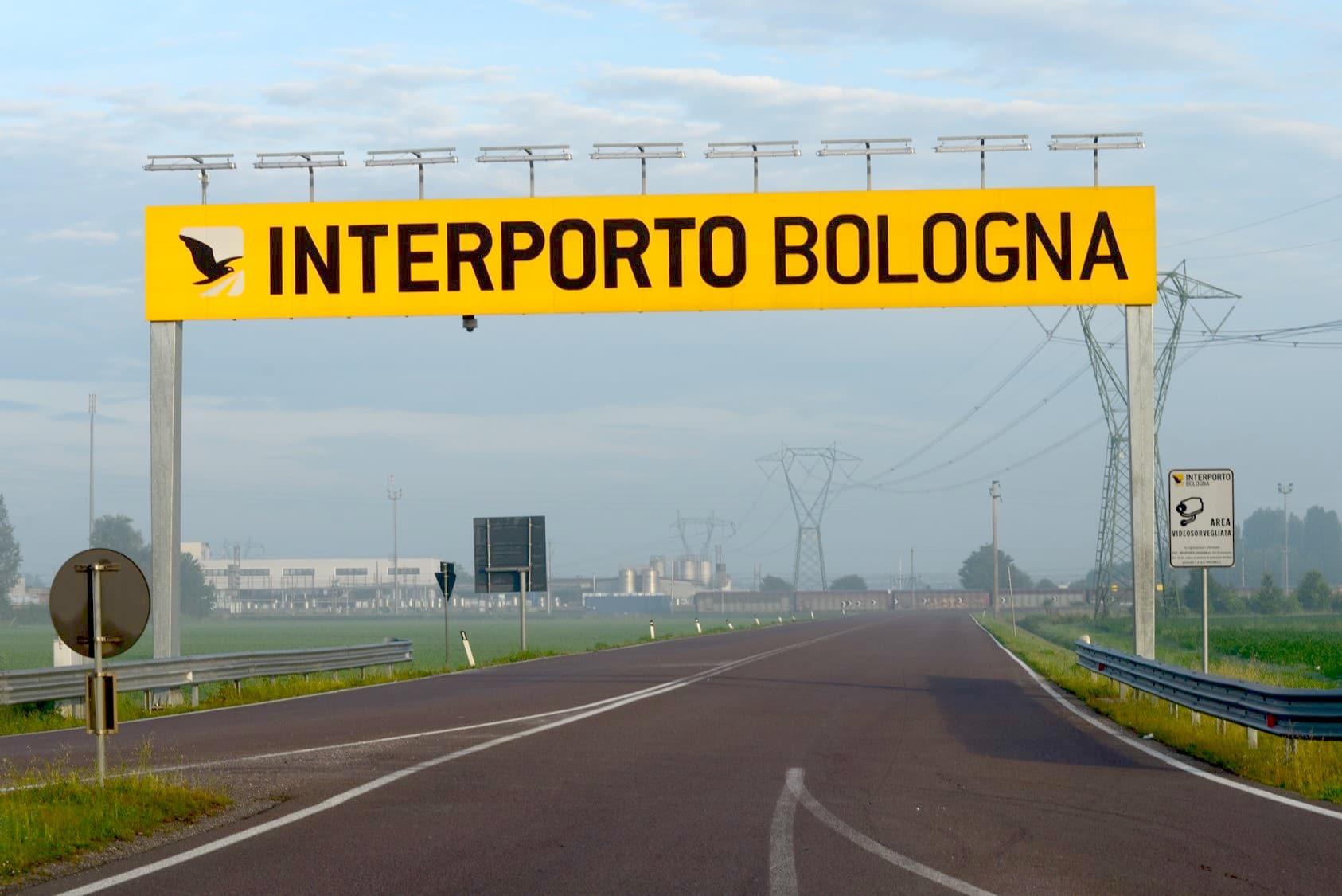 interporto bologna traffico merci trasporti