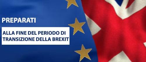 Brexit e dogane, dal 1° gennaio 2021 in arrivo le novità