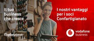 convenzione confartigianato Vodafone