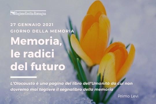 Giorno della Memoria, l'Emilia-Romagna non dimentica