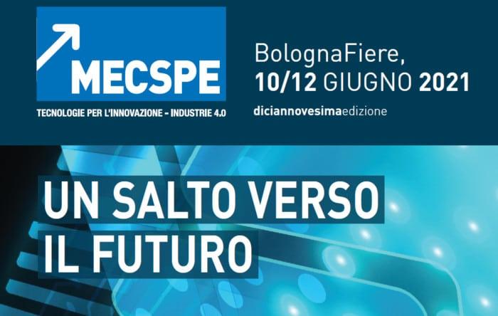Partecipa al Mecspe, fiera italiana della meccanica e della subfornitura