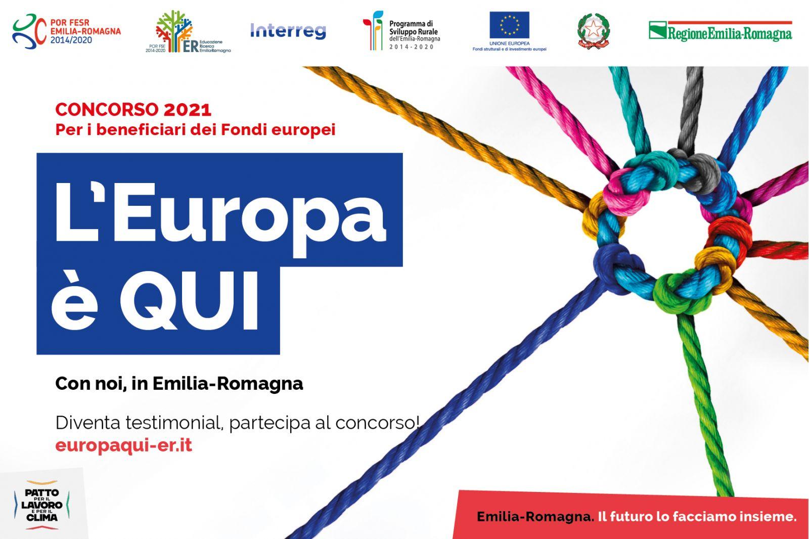 Europa qui concorso regionale 2021