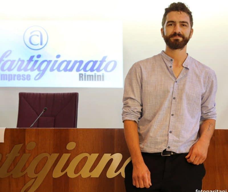 Lorenzo Bernardi presidente di Confartigianato giovani imprenditori Emilia-Romagna